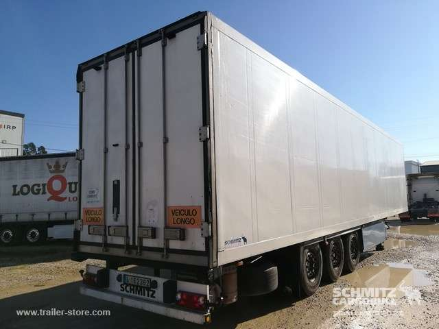 Schmitz Cargobull Semitrailer Caixa congelador Multitemp - 2006 - image 5