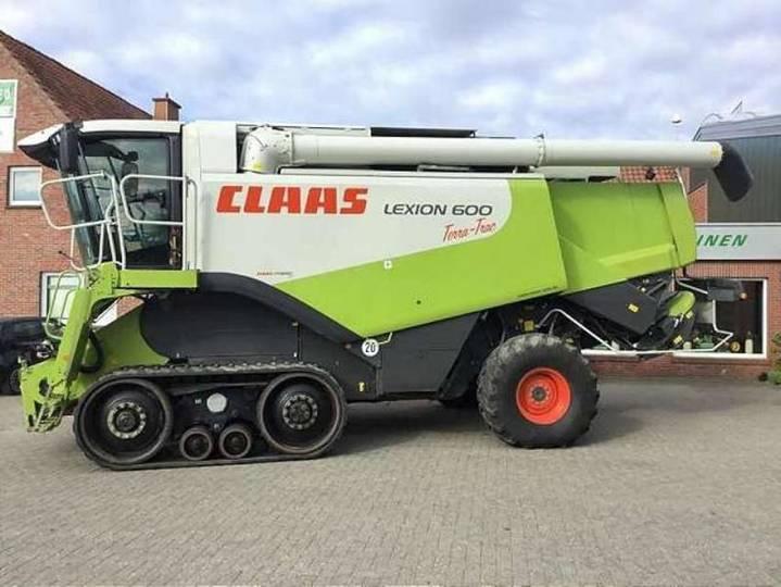 Claas Lexion 600 Tt - 2008