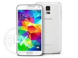 clean s5 with upgraded android version