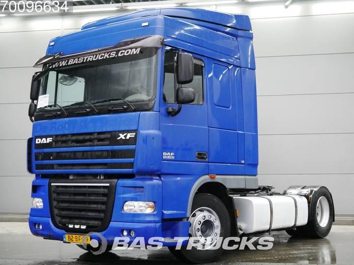 DAF XF105.460 4X2 Mega Standklima Euro 5 - 2008