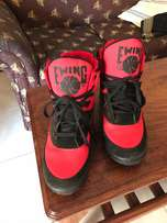 EWING size 12 high tops
