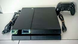 Playstation 4 500GB Awesome Condition! Trade In Your Ps3!