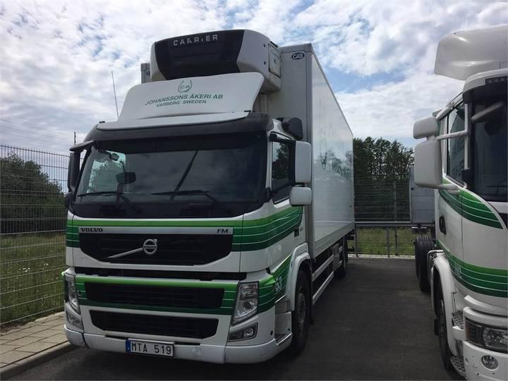 Volvo Fm330 Carrier Diesel -viileäkori+pl - 2013