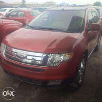 Tincan Cleared Tokunbo Ford Edge, 2008. Very OK