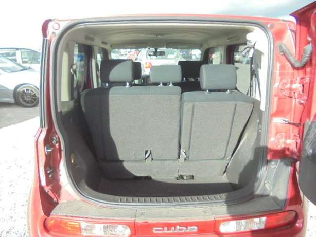 NISSAN / CUBE CHASSIS # Z12-0808 year 2010 Hurlingham - image 8