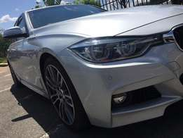 2016 BMW 330D M Sports Package Auto Facelift