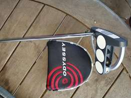 Odyssey Tri ball White Hot SRT putter - like new