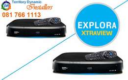 Accredited ExtraView and Explora Installation