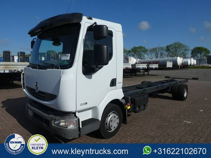 Renault MIDLUM 220.12 e4 manual 244 tkm - 2008