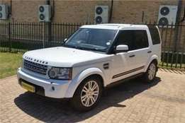 2012 LAND ROVER Discovery 4 5.0 V8