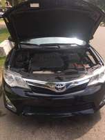 Camry XLE 2013
