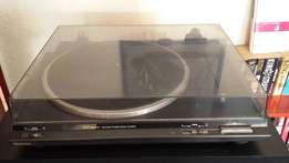 technics tape, record, cd carrosel and tuner