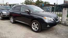 Clean Tin Can Cleared 2010 Lexus RX 350 With Full Factory Options.