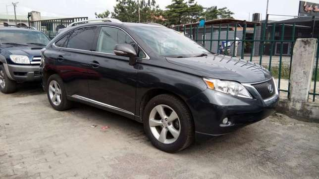 Clean Tin Can Cleared 2010 Lexus RX 350 With Full Factory Options. Lekki - image 1