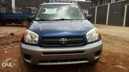 Toyota Toks 05 Rav4 Accident free Up For grabs