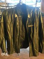 Can Am spyder leather jacket and leather trousers