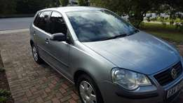 VW Polo 1.4 hatchback 5 door 2005