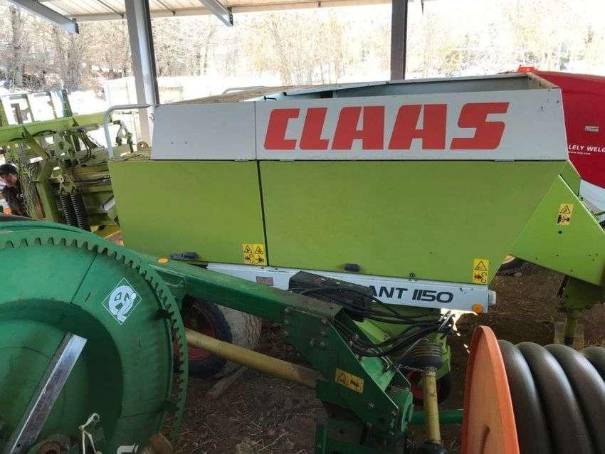 Claas Quadrant 1150 - 2004