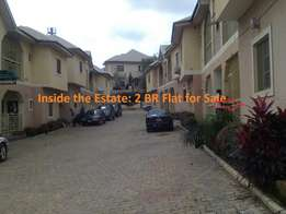 For Sale: Tastefully Finished 2 BR Flat at Civil Defense Estate, Kubwa