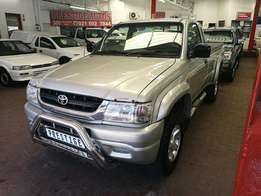 2005 Toyota Hilux 2.7i Legend 35 S/C, Only 203000Km's with Aircon