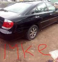 Extra clean Toyota Camry full option 8 months reg