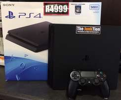 Mint Condition Sony PS4 SLIM Console REDUCED