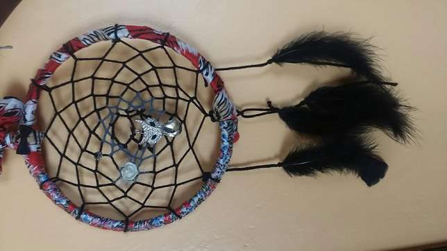 Decorative dream catcher Bomas - image 2