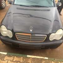 Tokunbo Mercedes-Benz C240 for sale