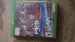 Pes 17 for xbox one