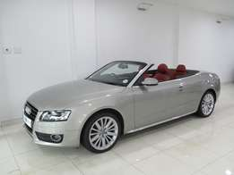 2010 AUDI A5 TDI cabrio for sale