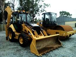 Cat TLB 428E, good condition