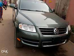 Super Clean Toks Volkswagen touareg 2004 model