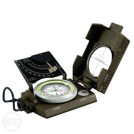 Brand New Professional Camping Compass