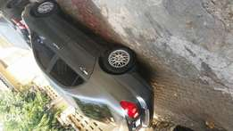 Very clean toyota corolla 2006 up for sale wit nothing to fix