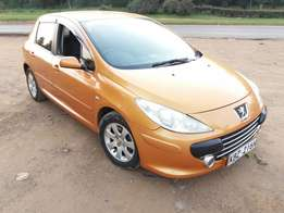 Peugeot 307 KBZ Auto 1.6litre Very Clean , well maintained