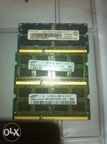 Laptop RAM's DDR3 2GB Westlands - image 1