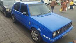 Golf 1.4 2007 for sale or swap