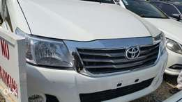 Toyota Hilux 2010. Grade one Tokunbo. Extremely Clean