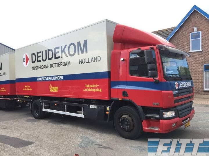 DAF FA CF75/310 wissellaadbak (SOLO truck) - 2003