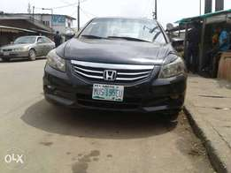 Honda accord 2010 model Nigeria used