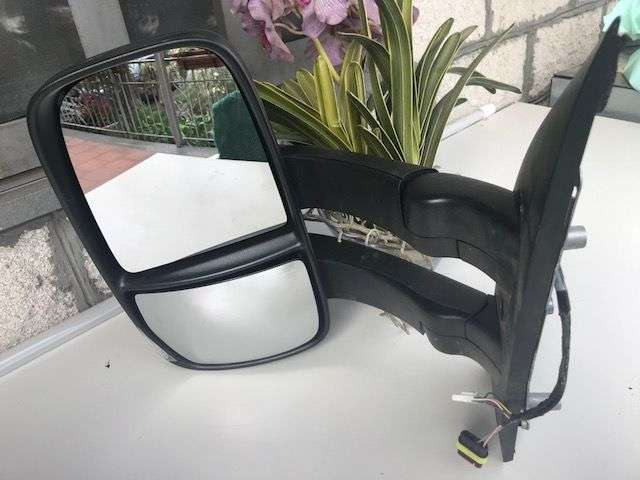Iveco Daily Rear-view Mirror For Van