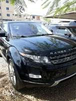 Range Rover e-vogue