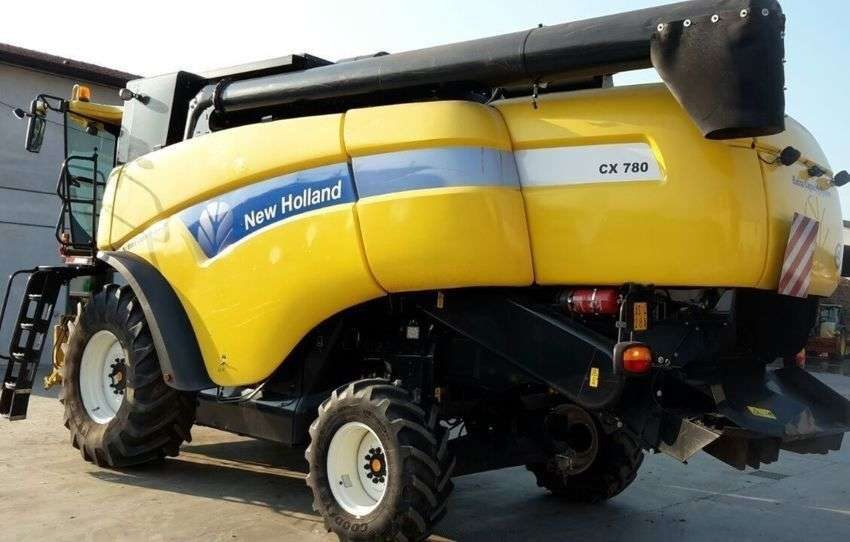 New Holland Cx 780 - 2004 - image 5
