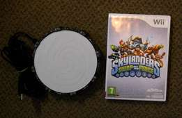 Wii game Skylanders Swop force and portal