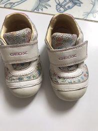 904d27a1a2abe1 Дитяче шкіряне взуття Geox фірмове, 21р.