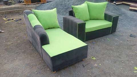 Brand new sofa bed plus a two seater Nairobi CBD - image 1