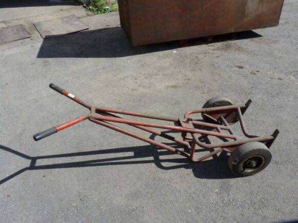 Sale trolley hand pallet truck for  by auction