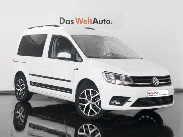 Volkswagen Caddy 2.0tdi Outdoor 75kw - 2018