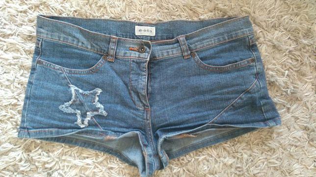aab9b2b2 Krótkie spodenki szorty jeansowe 38-40, M/L Rzeszów • OLX.pl
