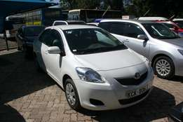 Toyota Belta 2010 Model